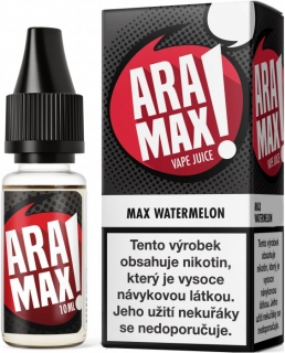 Liquid ARAMAX Max Watermelon 10ml-12mg