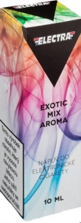 Liquid ELECTRA Exotic mix 10ml - 6mg (Mix exotického ovoce)