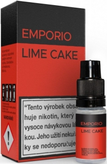 Liquid EMPORIO Lime Cake 10ml - 3mg