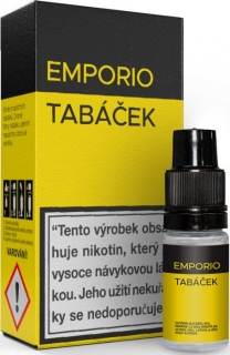Liquid EMPORIO Tobacco 10ml - 3mg