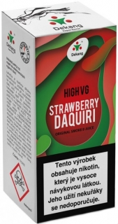 Liquid Dekang High VG Strawberry Daquiri 10ml - 1,5mg