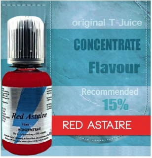 Příchuť T-Juice Red Astaire 30ml