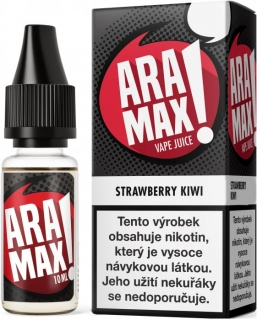Liquid ARAMAX Strawberry Kiwi 10ml-0mg