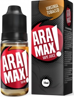 Liquid ARAMAX Virginia Tobacco 10ml-0mg