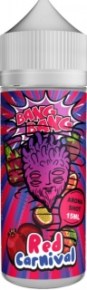 Příchuť BANG BANG Shake and Vape 15ml Red Carnival
