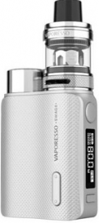 Vaporesso SWAG II TC80W grip Full Kit Silver