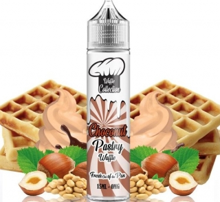 Příchuť Waffle Collection Shake and Vape 15ml Choconut Pastry