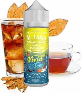 Příchuť Al Carlo Shake and Vape 15ml Vivid Tea