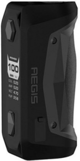 GeekVape Aegis Solo 100W grip Easy Kit Black