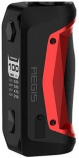 GeekVape Aegis Solo 100W grip Easy Kit Red