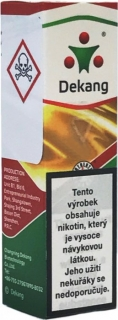 Liquid Dekang SILVER Dnh-Deluxe tobacco 10ml - 6mg