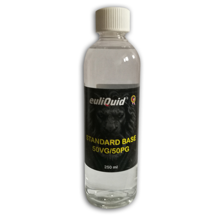 Euliquid Báze VG50/PG50 0mg 250ml 1ks