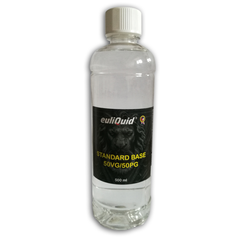 Euliquid Báze VG50/PG50 0mg 500ml 1ks
