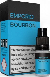 Liquid EMPORIO Bourbon 10ml - 3mg
