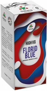 Liquid Dekang High VG Florid Blue 10ml - 0mg (Ledové borůvky)