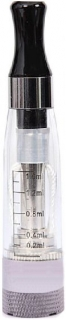 Microcig CE4 Plus clearomizer 1,6ml 2ohm Clear