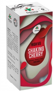 Liquid Dekang High VG Shaking Cherry 10ml - 0mg (Koktejlová třešeň)